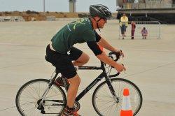 wyścig rowerzystów